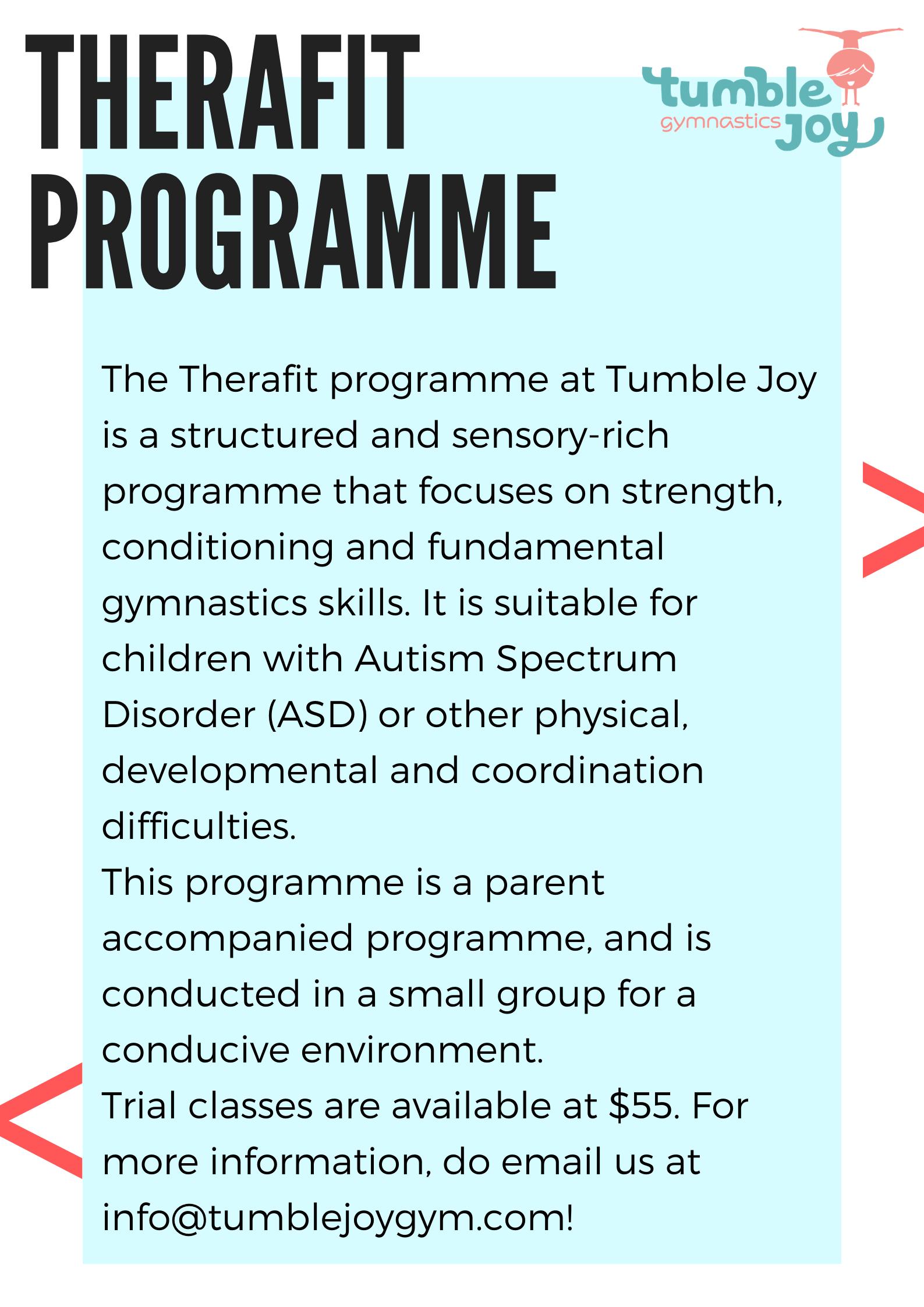 Therafit Program!
